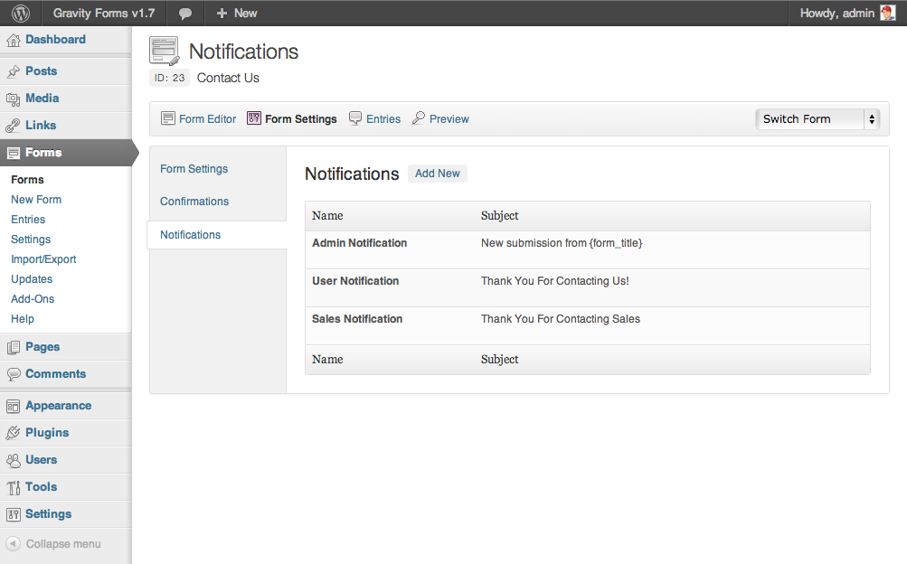 gf-17-notifications
