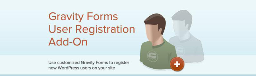 gf user registration